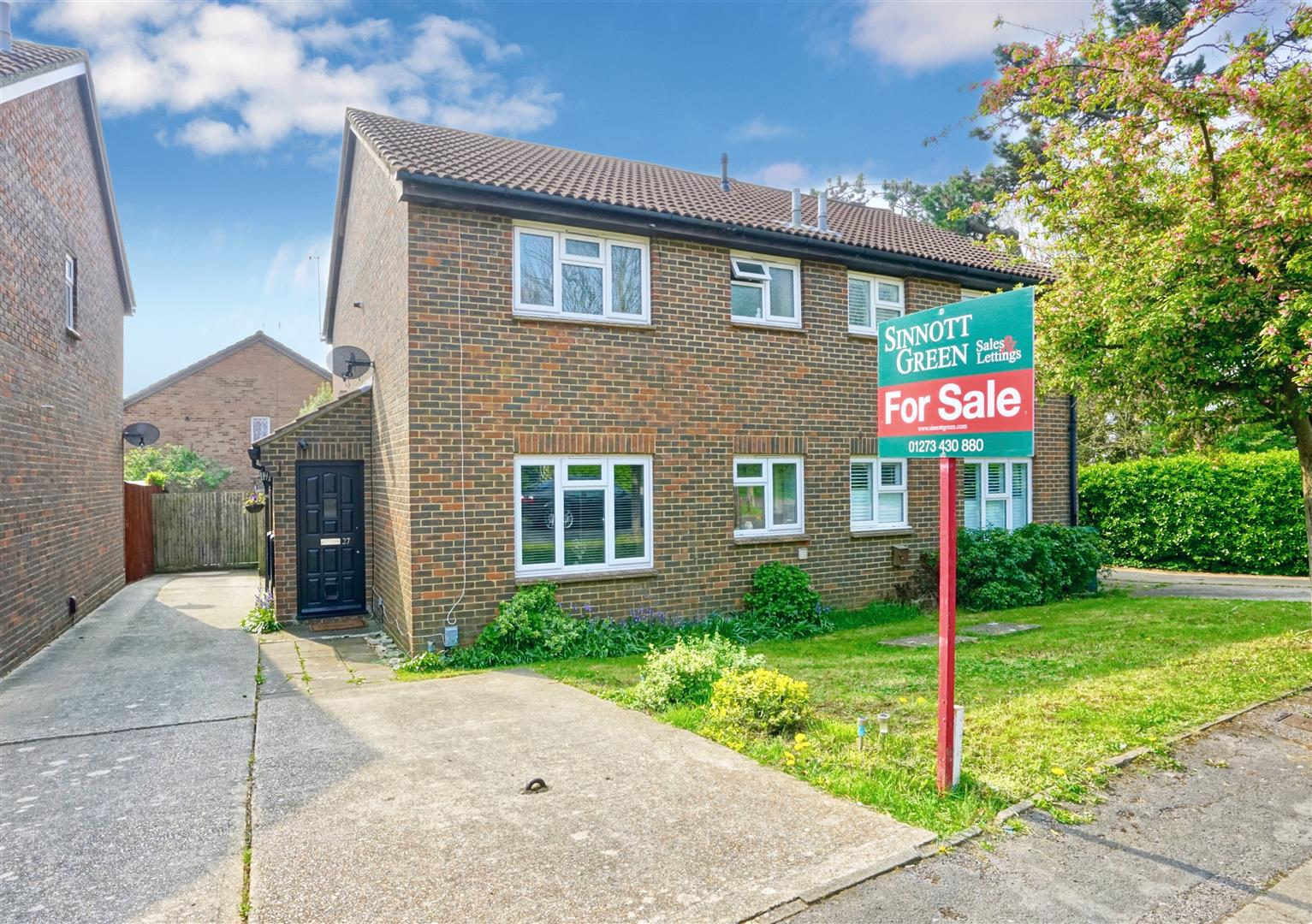 Property in Sidehill Drive, Portslade, East Sussex, BN41 2QA