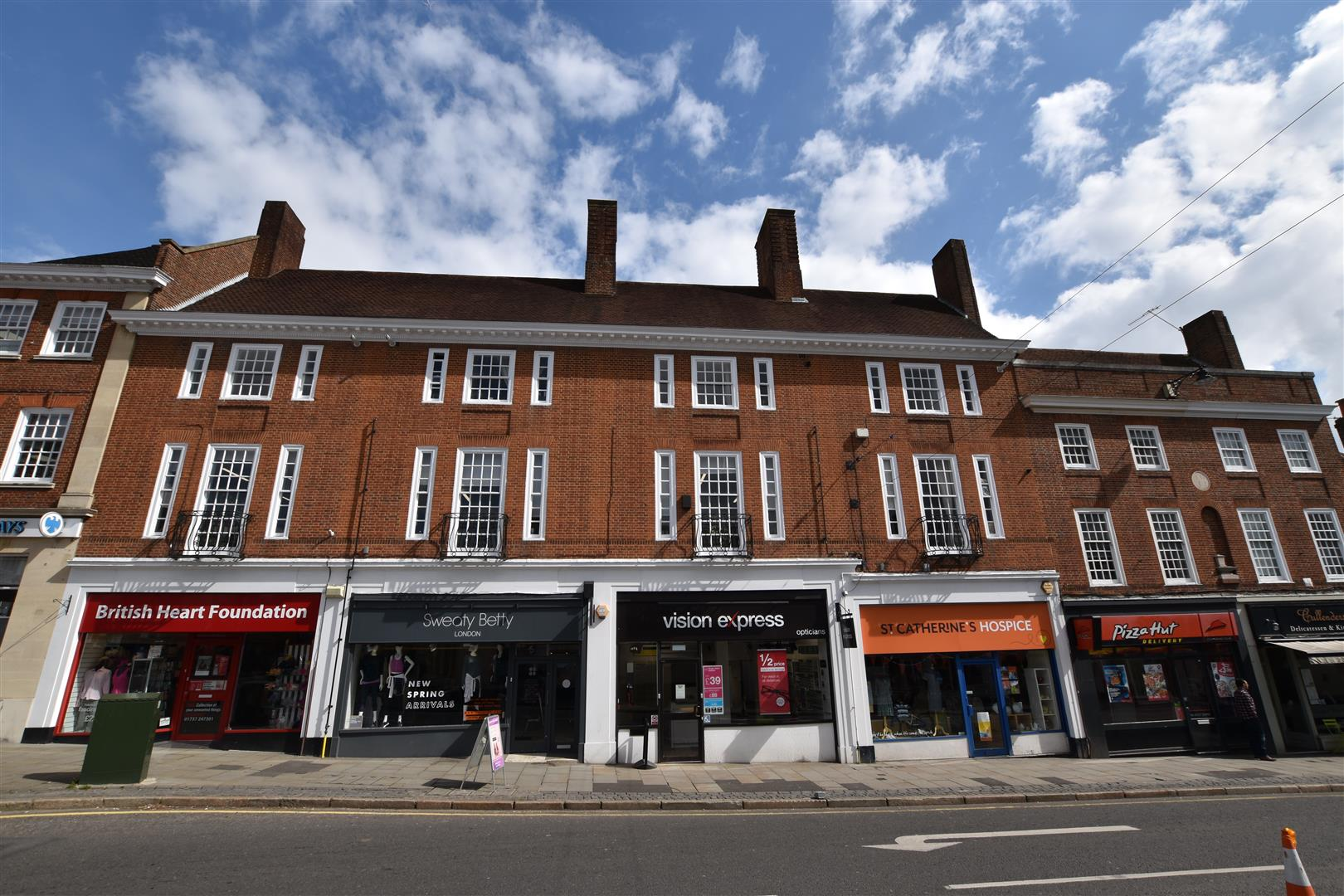 Property In Bell Street Reigate Surrey Rh2 7bh
