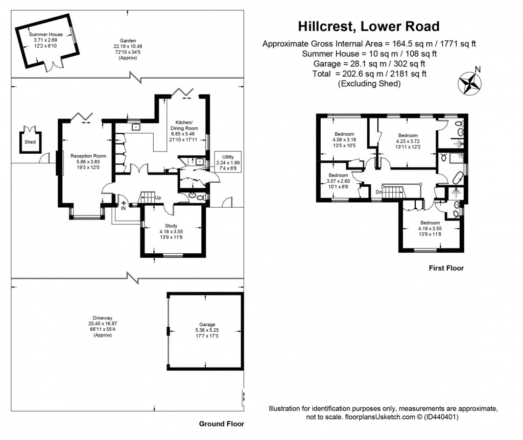 Property in Bookham, KT22 9NG