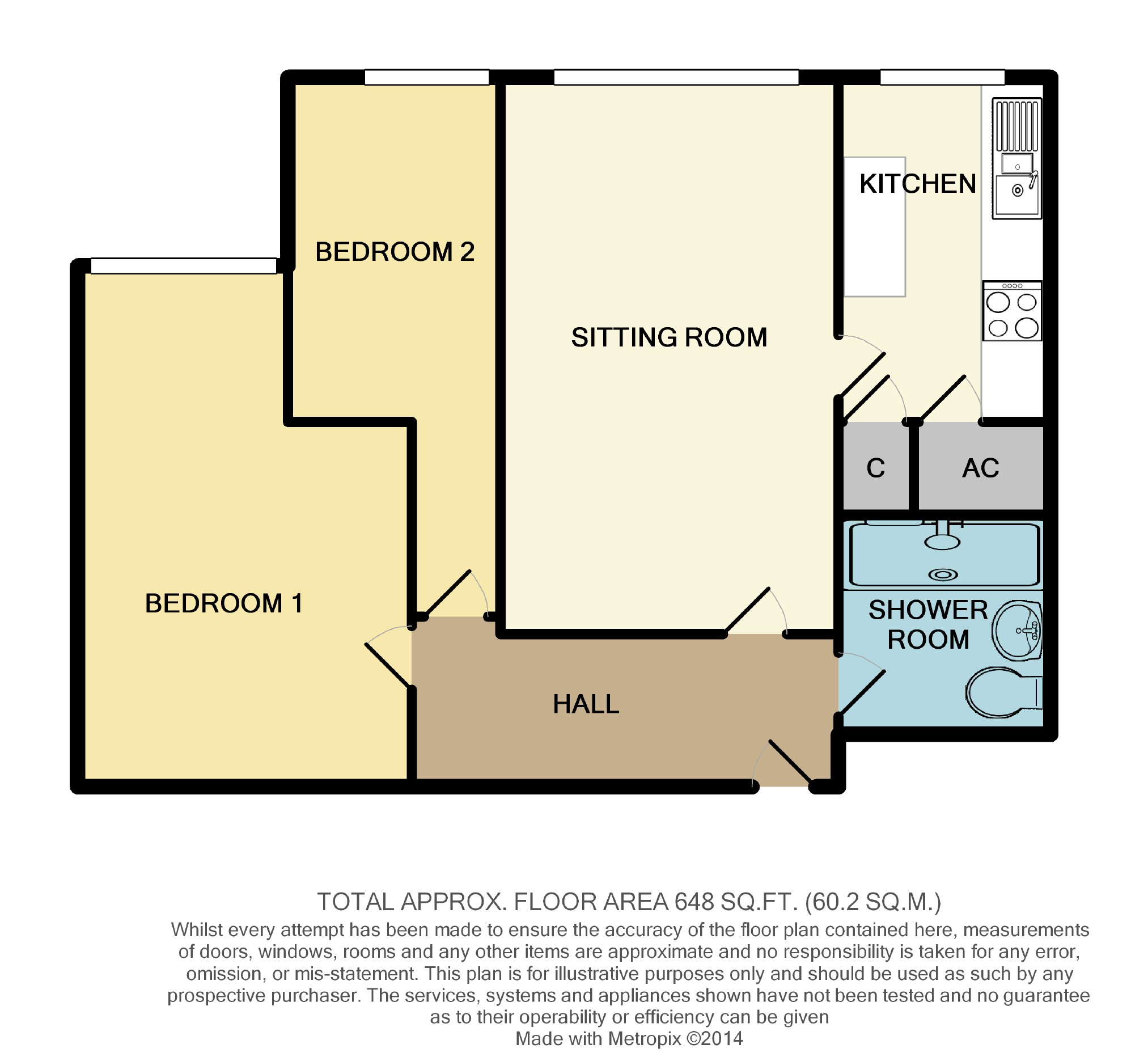 Property In Station Road, New Milton, UK, BH25