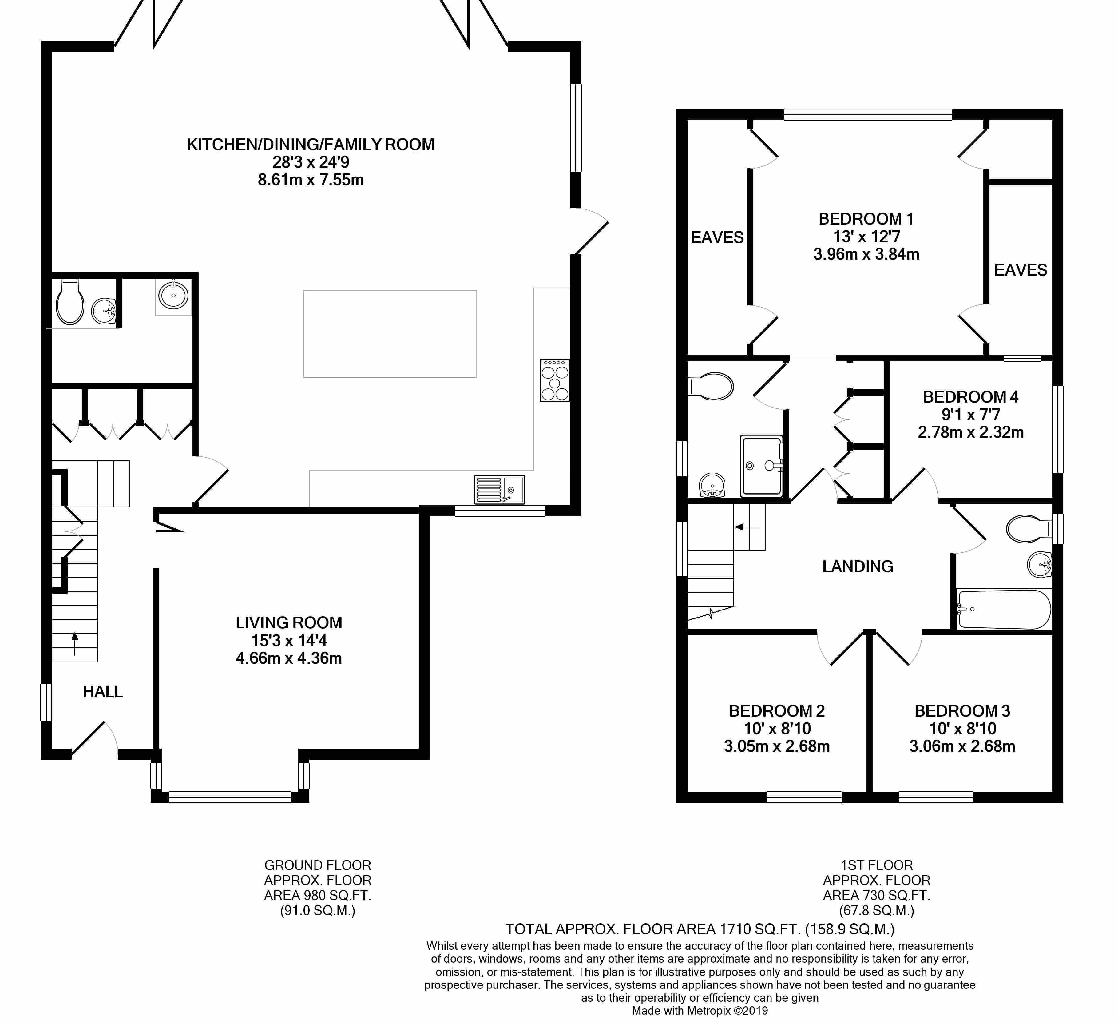 Property In Middleton Drive, Pinner, HA5 2PG