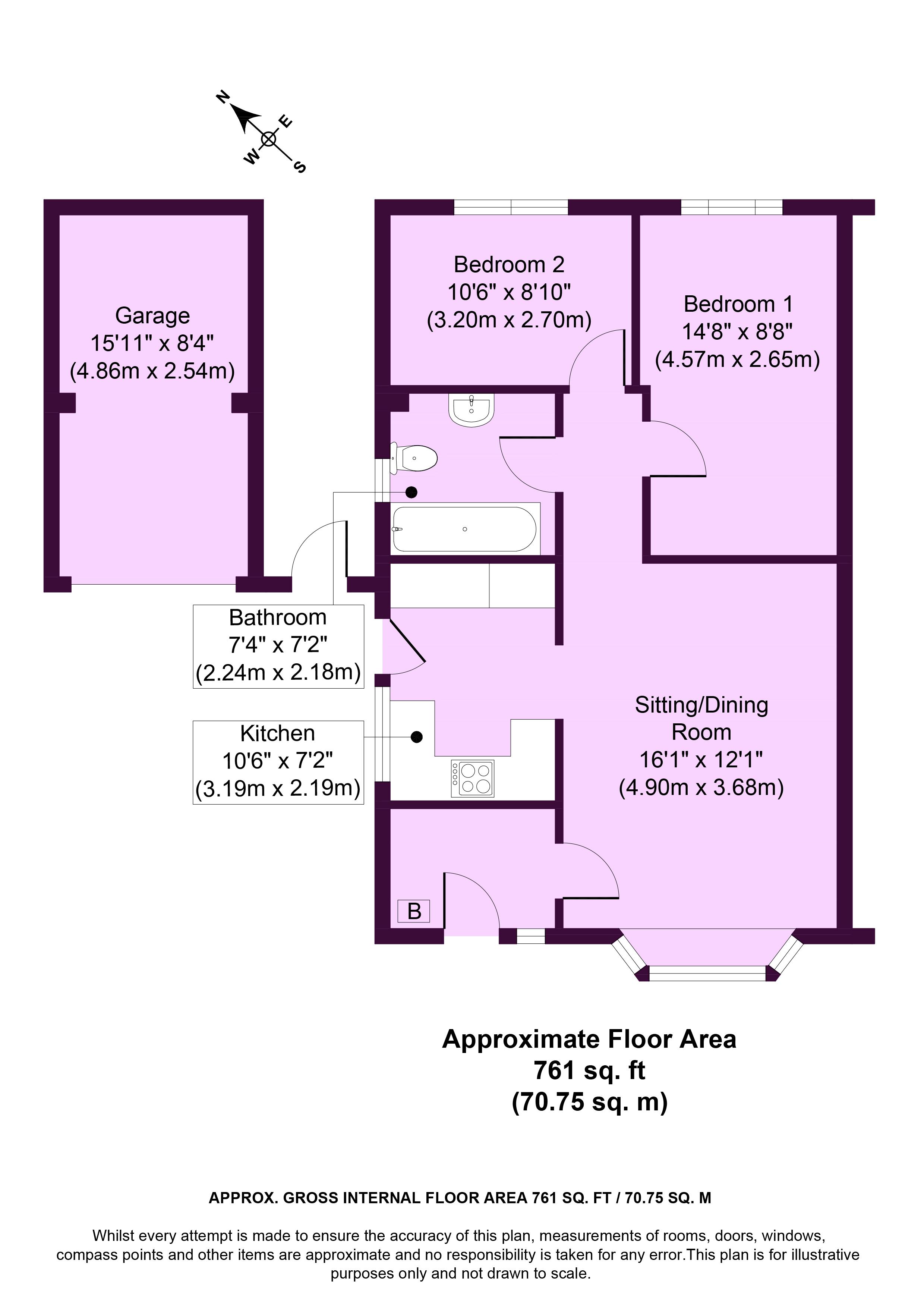 Property In Bobbin Lane Bradford On Avon Average Cost Of Rewiring A 4 Bed House Floor Plan
