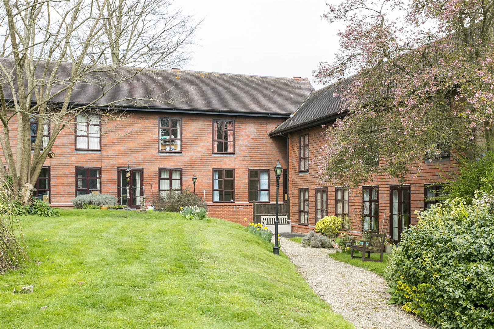 Property in Old Parsonage Court, West Malling, ME19