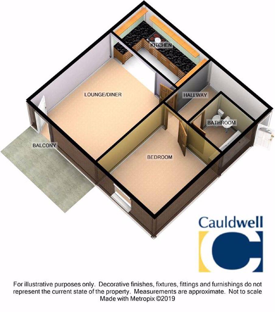 Property In Sapphire House, Milton Keynes, Bucks, MK9 2FH