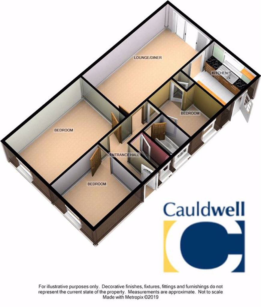 Property In Whalley Drive, Milton Keynes, Bucks, MK3 6PL