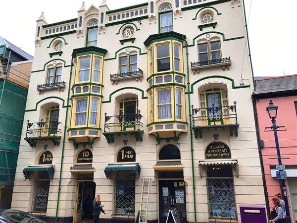 Royal Clarence Apts Regent Place