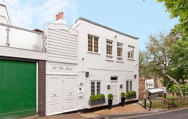 The Mount Hampstead